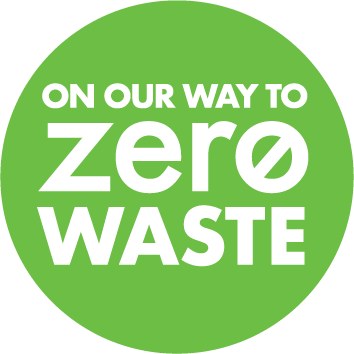 ON OUR WAY TO ZERO WASTE