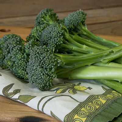 Sweet Baby Broccoli