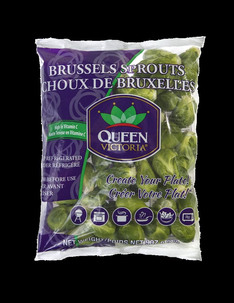 QV Retail Brussels 2lb bag