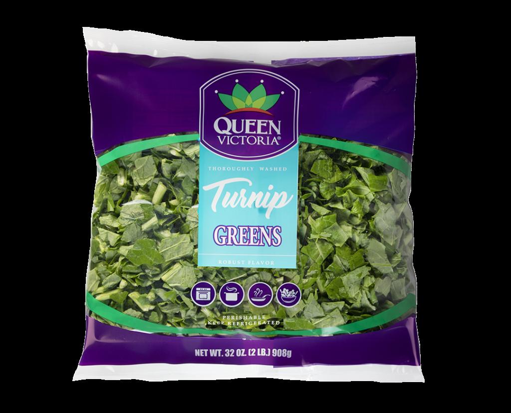 QV Turnip Greens 32oz bag