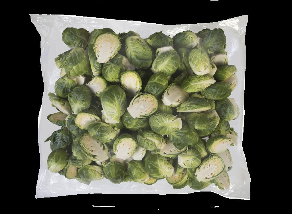 QV Brussels Sprouts Halves