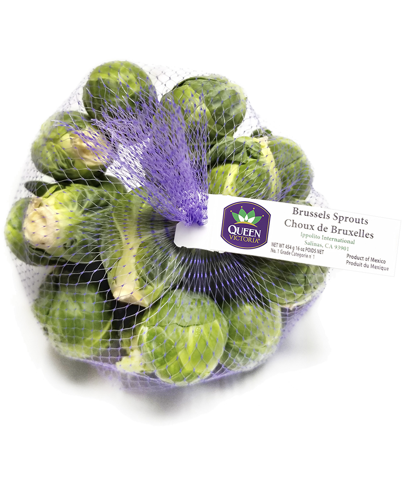 Brussels Sprouts Netted Bags