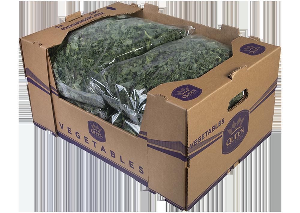 Chopped Kale 6 2lb carton