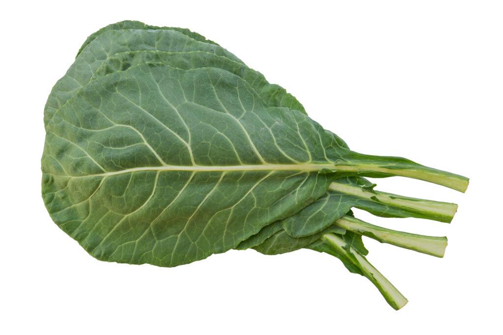 Collard leaves