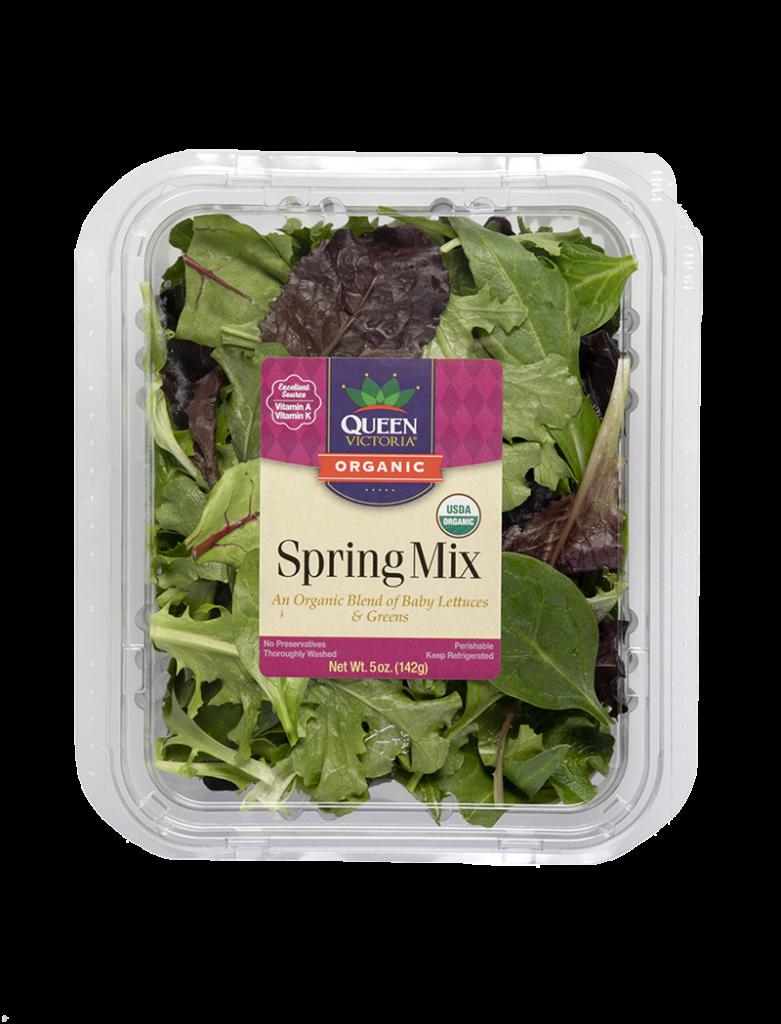 Organic Spring Mix 5oz