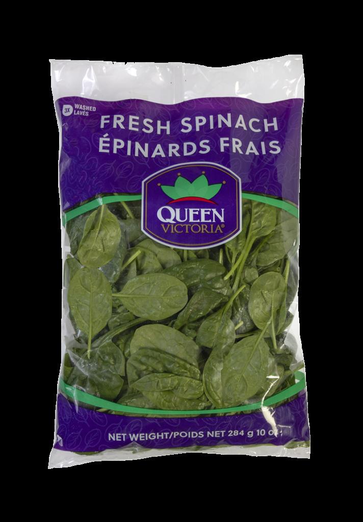 10oz spinach bag