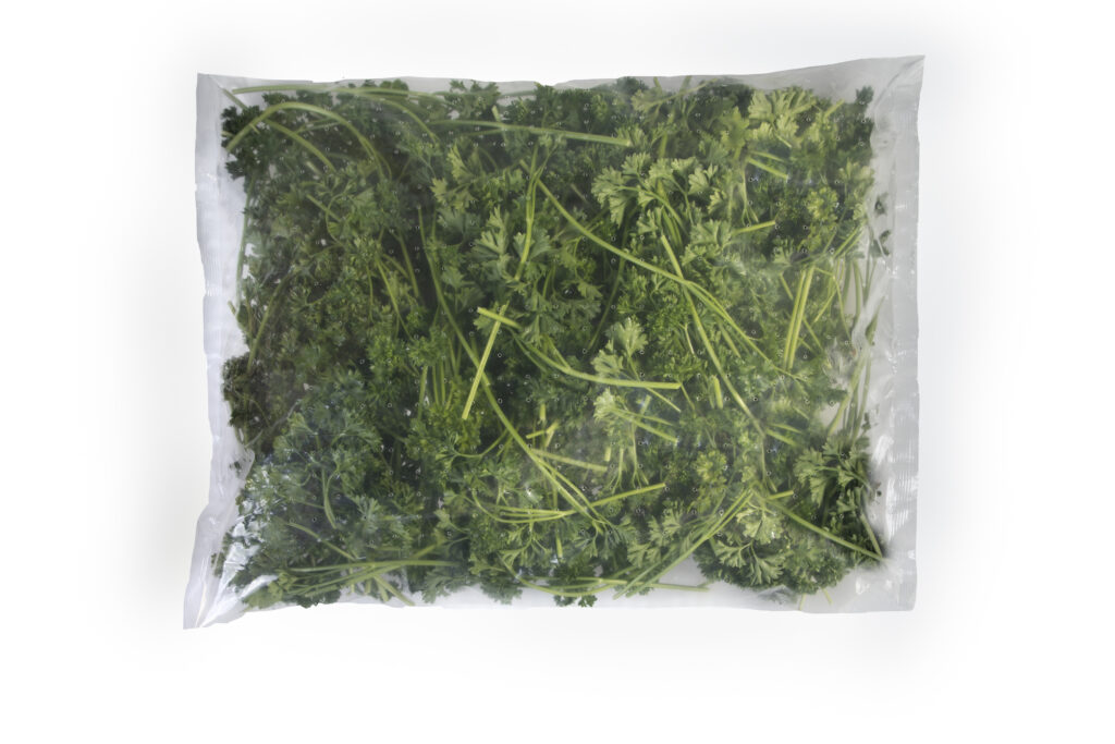 Curly Parsley 1 lb bag foodservice